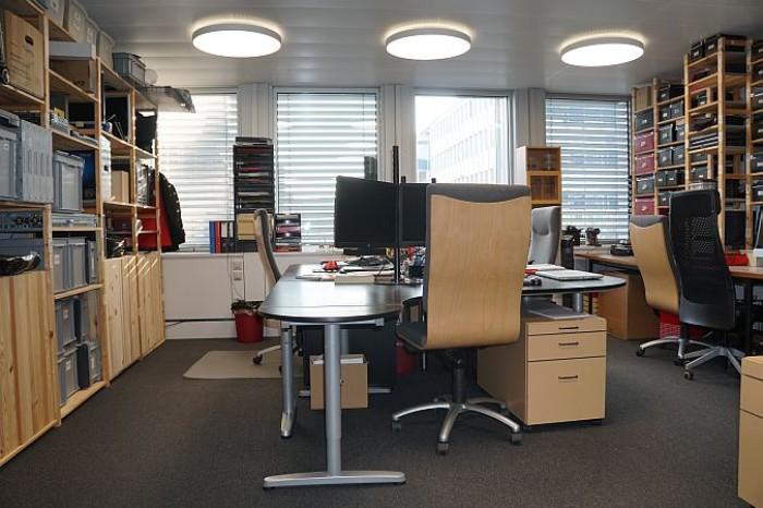 Bright renovated office in the city of geneva